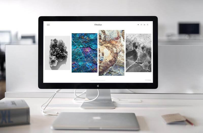 Werbsite Imagery is an important factor in a good website