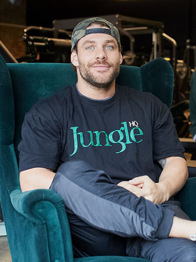 Jack Boon - owner & Founder at Jungle HQ
