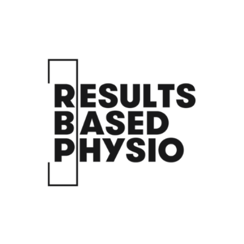 Results Based Physio logo - client of Amplified Marketing