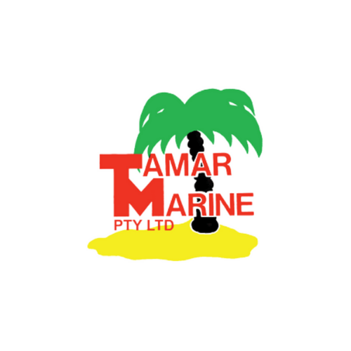 Tamar Marine logo - client of Amplified Marketing