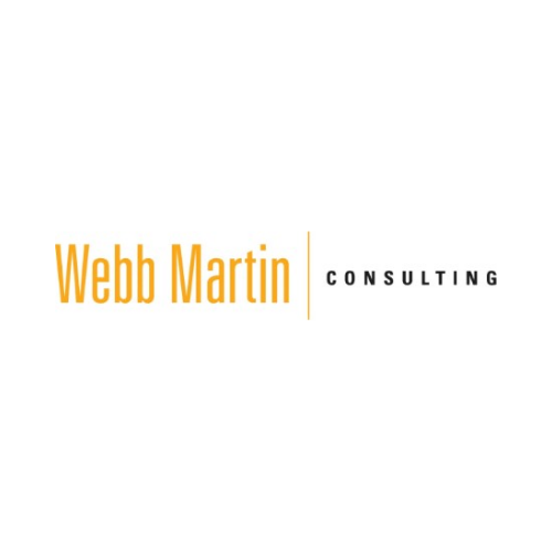Webb Martin Consulting logo - client of Amplified Marketing